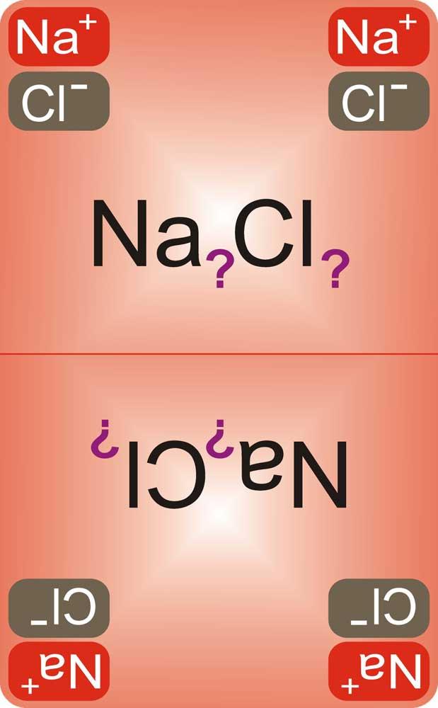 Spielkarten NaCl