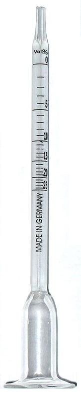 vinometer aus glas kaufen bei chemoline chemoline deutschland. Black Bedroom Furniture Sets. Home Design Ideas