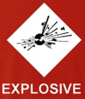 Ausschnitt Longsleeve Explosive