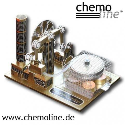 Dampfmaschinen- Modell-Bausatz