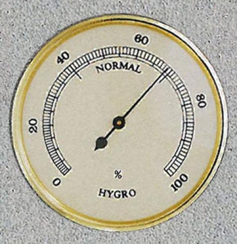 Hygrometer 55 1541