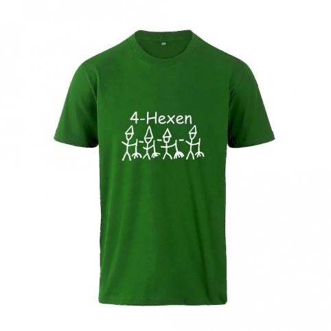 T-Shirt 4-Hexen
