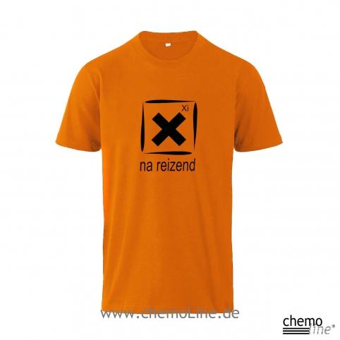 T-Shirt na-reizend für Chemielaboranten