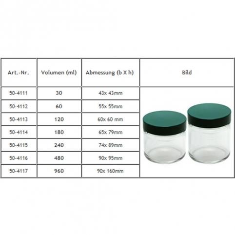 weithals zylindergewindeglasflasche kaufen bei chemoline. Black Bedroom Furniture Sets. Home Design Ideas