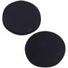 Fachdichtungen aus Viton® (FKM) schwarz mit  1mm Stärke