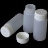 20ml Schraubflaschen aus PE-LD-Kunststoff mit weißen Schraubdeckeln