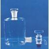 Abklärflaschen nach Woulff aus Klarglas