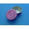 20mm Ganzabrisskappe, lila lackiert