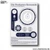 Astronomie-Bastelpostkarte Sternenuhr (Bausatz)