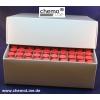 für die dunkle Lagerung von flüssigen und festen Referenzproben und Rückstellmustern