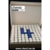 BottleBox lieferbar in schwarz, weiß, gelb, grün, blau, rot oder Farben gemischt nach Kundenentwurf