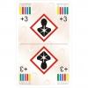 Chemundo-Aktionskarte mit GHS-Piktogramm