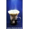 Aufbrühen des Filterkaffes (extrahieren)