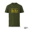 T-Shirt Bier Farbe: olive