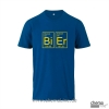 T-Shirt Bier Farbe: marine