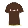 T-Shirt GHS REACH braun