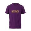 T-Shirt HoPFeN Farbe: violett