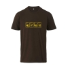 T-Shirt HoPFeN Farbe: braun