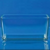Desinfektionsschalen aus Glas ohne Edelstahl-Knopfdeckel