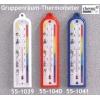 Gruppenraum-Thermometer aus Kunststoff