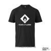 T-Shirt GHS Feuer und Flamme Farbe:schwarz