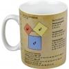 Kaffeebecher Mathematik Rückseite
