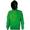 Farbe: gruen 5-Ring Heterocyclen - Hoodies für Nerds
