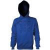 Farbe: royalblau 5-Ring Heterocyclen - Hoodies für Nerds