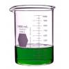 Kimax Heavy-Duty Becherglas niedrige Form im Chemielabor