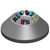 Klinische Zentrifuge CD-0412 wird inklusive Rotor, 8 x 15 ml Typ: CD04-8-15 geliefert!