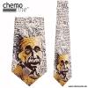 Krawatten Einstein hellbeige