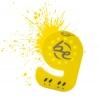 Labor-Magnetrührer Be Nine gelb