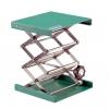 MaxiHub-Laborhebebühnen aus Aluminium EPOXI pulverbeschichtet (grün)