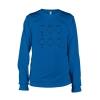Farbe: royalblau 5-Ring Heterocyclen - Longsleeves für Nerds