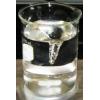 Versuchsaufbau Becherglas