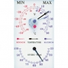 Skala Maxima-Minima- Thermometer und Hygrometer