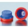 Originalitätsverschluss DURAN GL45 mit Lippendichtung, blau/rot
