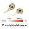 pH-Wert-Farbindikator-Testpapierrollen_Phenolphthalein