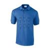 Farbe: marine 5-Ring Heterocyclen-Poloshirt
