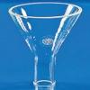 Pulvertrichter aus SIMAX-Glas