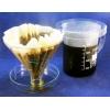 SIMAX-Glas Pulvertrichter: Verwendung beim Kaffee kochen (Chemiker-Kaffeemaschine)