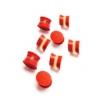 Ersatzsepten für Mikroliterspritzen-Reinger