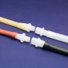 Schlauchverbinder mit Stecksystem und Schlaucholiven