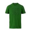 Farbe: gruen 5-Ring Heterocyclen - T-Shirts für Nerds