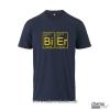 T-Shirt Bier Farbe: navy