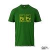 T-Shirt Bier Farbe: grün