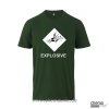 T-Shirt  GHS Explosive Farbe forrest