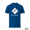 T-Shirt  GHS Explosive Farbe marine