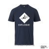 T-Shirt  GHS Explosive Farbe navy