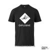T-Shirt  GHS Explosive Farbe schwarz